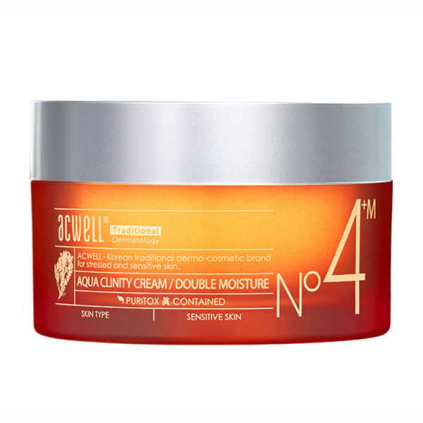 ACWELL Aqua Clinity Cream Double Moisture - № 4