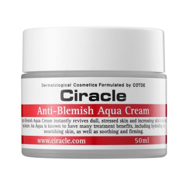 Ciracle Anti-Blemish Aqua Cream 1