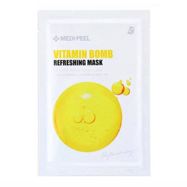 MEDI-PEEL Vitamin Bomb Refreshing Mask
