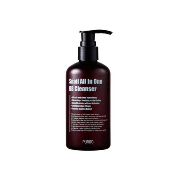 PURITO-Snail-All-In-One-BB-Cleanser