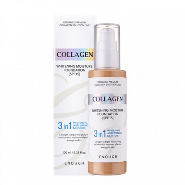 Enough Collagen Whitening Moisture Foundation SPF 15