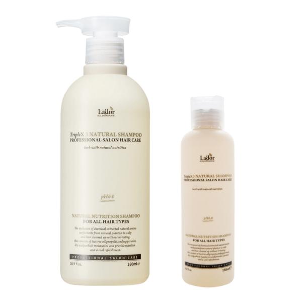 Triplex Natural Shampoo
